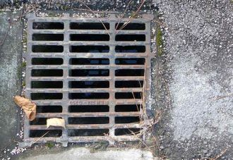 grille eaux pluviales SYSEG